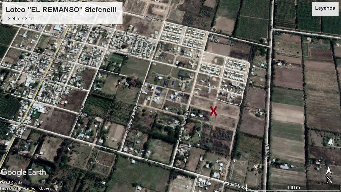 Loteo en Stefenelli